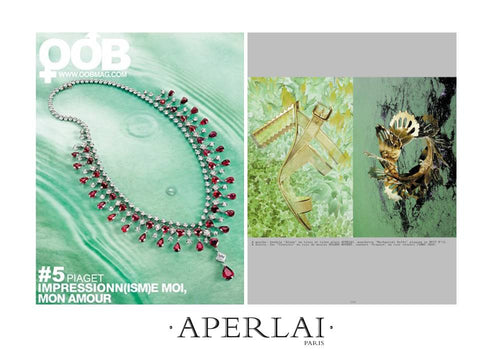 OOB MAGAZINE FRANCE APERLAI
