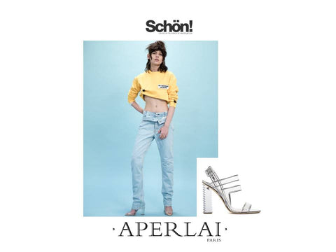 SCHONMAGAZINE.COM APRIL 2016 APERLAI PARIS