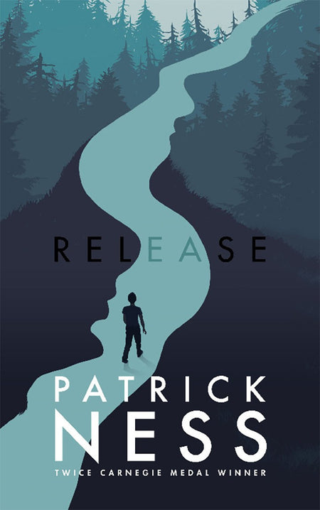 Book Review: Release by Patrick Ness