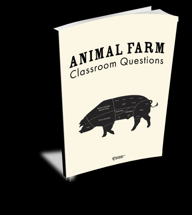 Animal Farm Classroom Questions at Magpie Books Enniskerry - 2