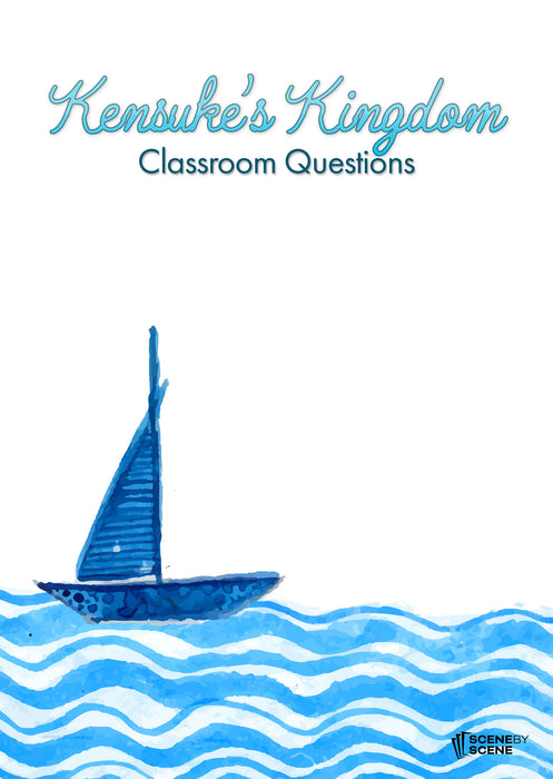 Kensuke's Kingdom Classroom Questions at Magpie Books Enniskerry