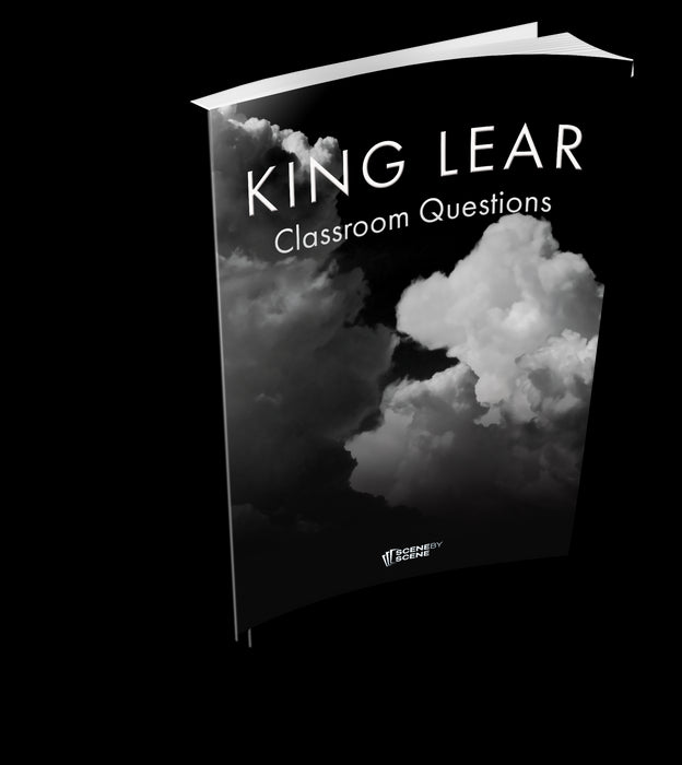 King Lear Classroom Questions at Magpie Books Enniskerry - 2