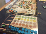 Gold West - Board Game