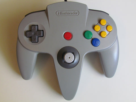 Nintendo 64 Controller (All Colours)