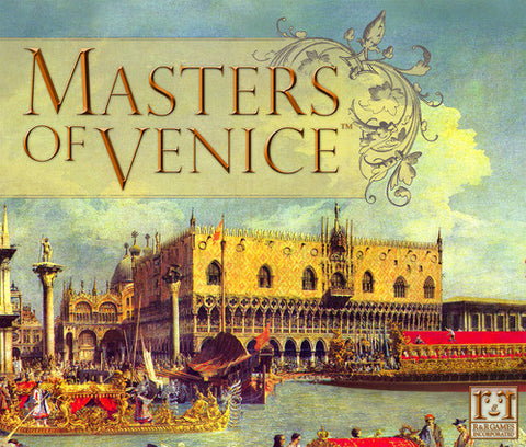 Masters of Venice - Board Game