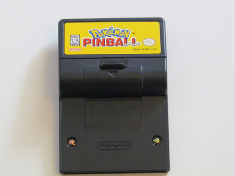 Pokemon Pinball Game Boy Game