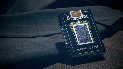 Blue Aristocrats - Theory 11 Playing Cards