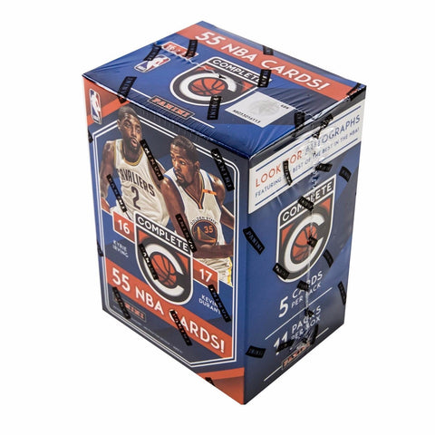 2016/17 Panini Complete NBA Basketball 11 Pack Box