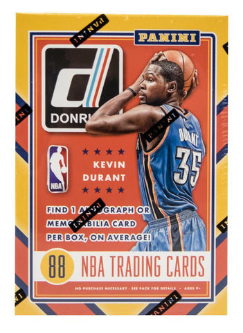 2015/16 Panini Donruss Basketball 11-Pack Box