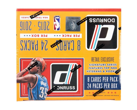 2015/16 Panini Donruss Basketball 24-Pack Box