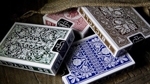 Bicycle Heritage - Theory 11 Playing Cards