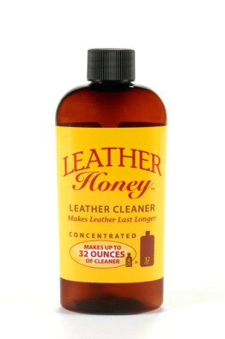 Leather Honey Cleaner concentrate - 120ml (Makes 950ml) -  - West End TCG
