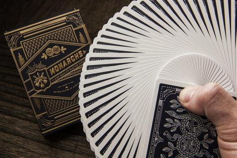 Black Monarchs - Theory 11 Playing Cards