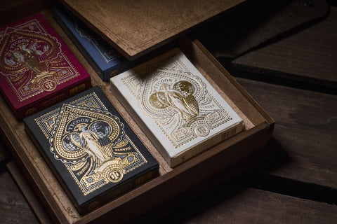 Ivory Tycoon - Theory 11 Playing Cards