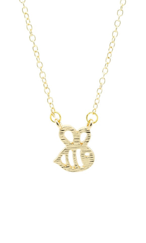 Bumble Bee Necklace - lvndr  - 1