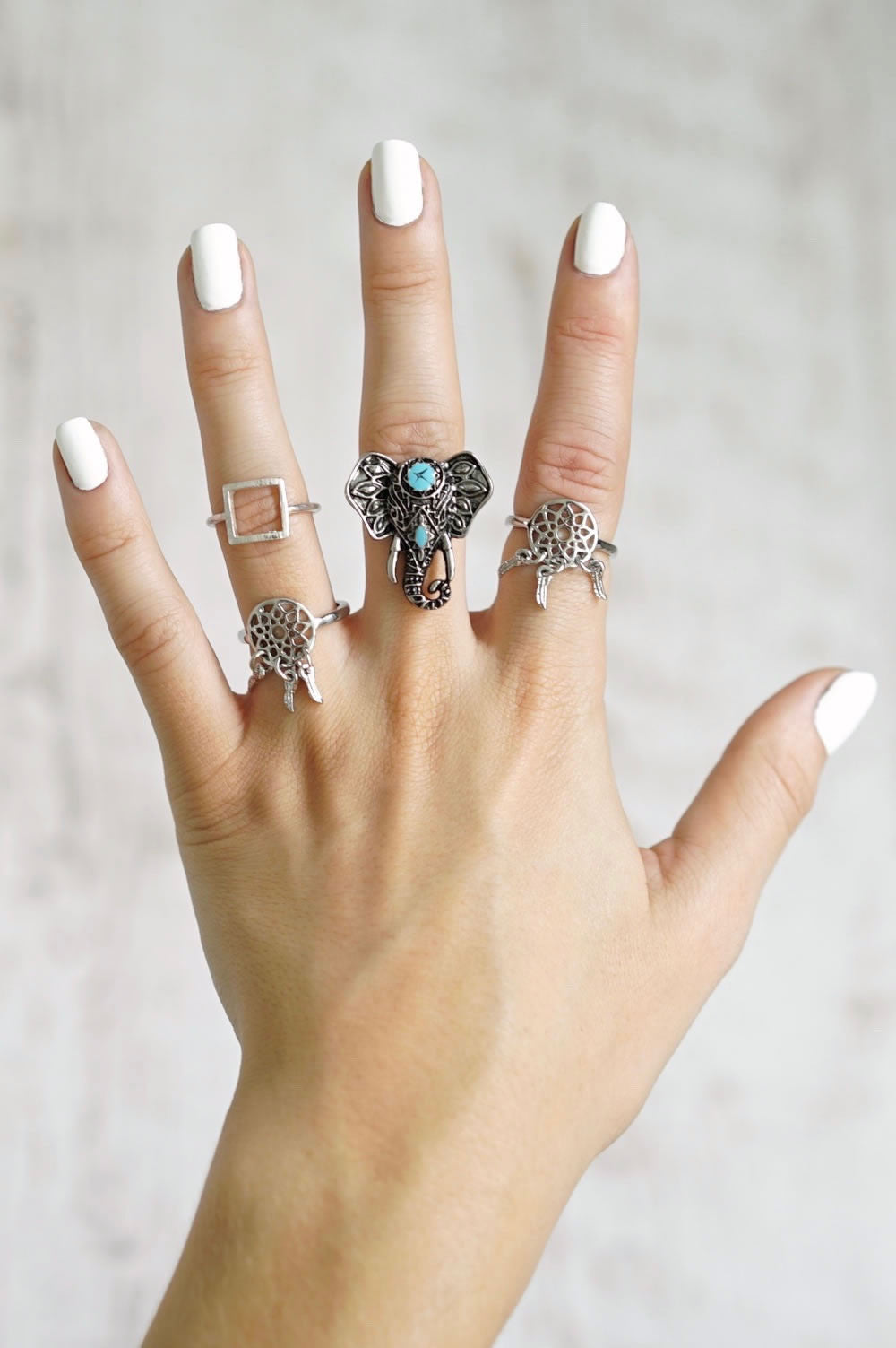 Dream Catcher Ring - lvndr  - 2