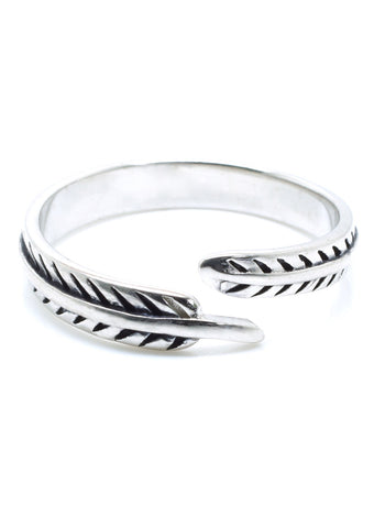 Luxe Feather Ring - lvndr  - 1
