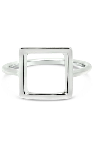 Hollow Square Ring - lvndr  - 1