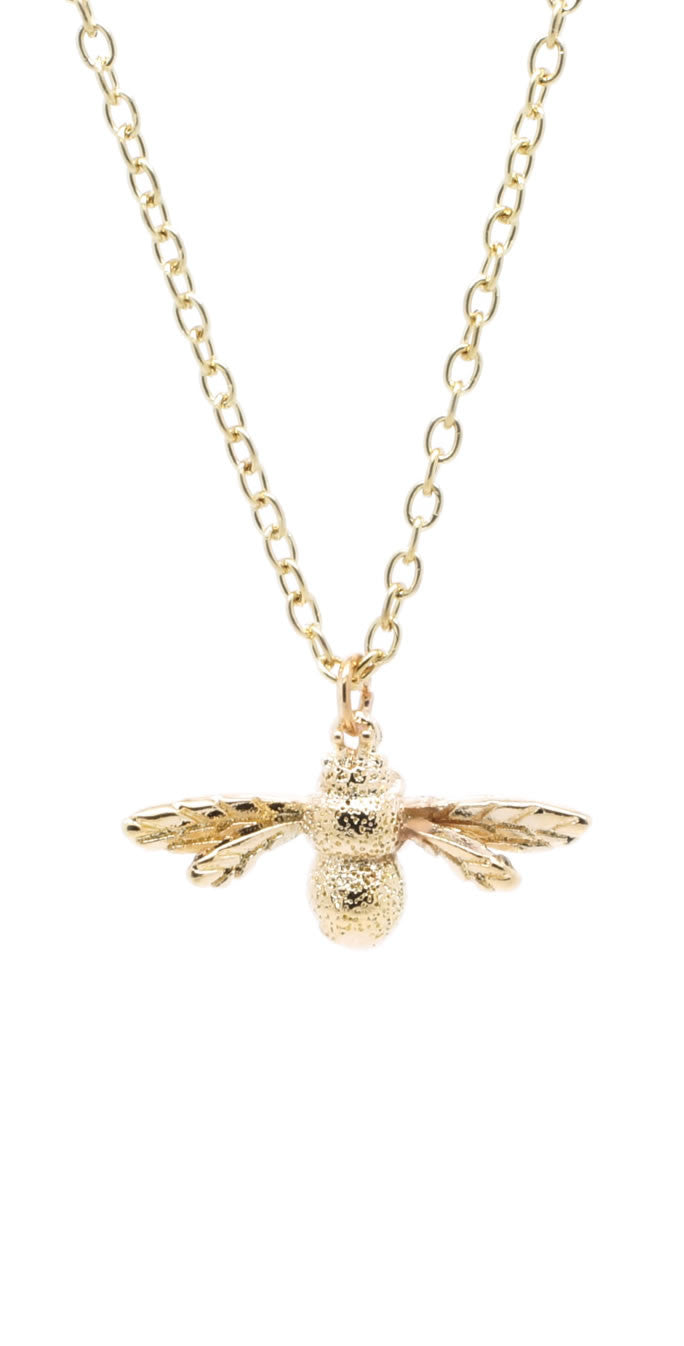 Honey Bee Necklace - lvndr  - 1