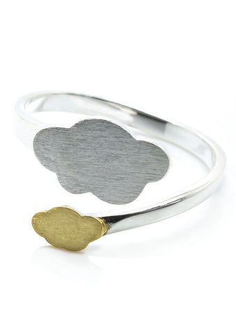 Luxe Little Cloud Ring - lvndr  - 1