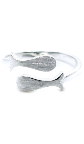 Luxe Baby Fish Ring - lvndr  - 1