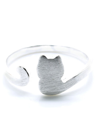 Luxe Little Kitty Ring - lvndr  - 1