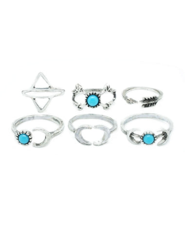 Luna Ring Set - lvndr  - 1