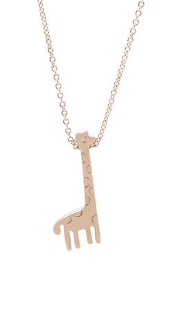 Luxe Giraffe Necklace - lvndr