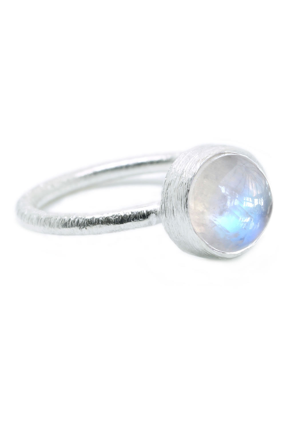 Rainbow Moonstone Ring - lvndr  - 1