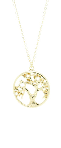 Tree of Life Pendant Necklace - lvndr  - 1