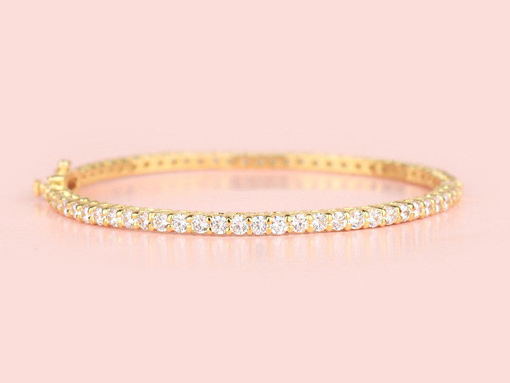 Bailey Bangle - Gold