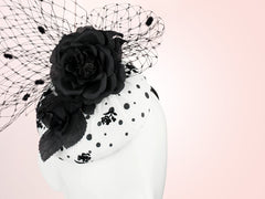 Paris Fascinator