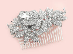 Glamorous Rose Comb
