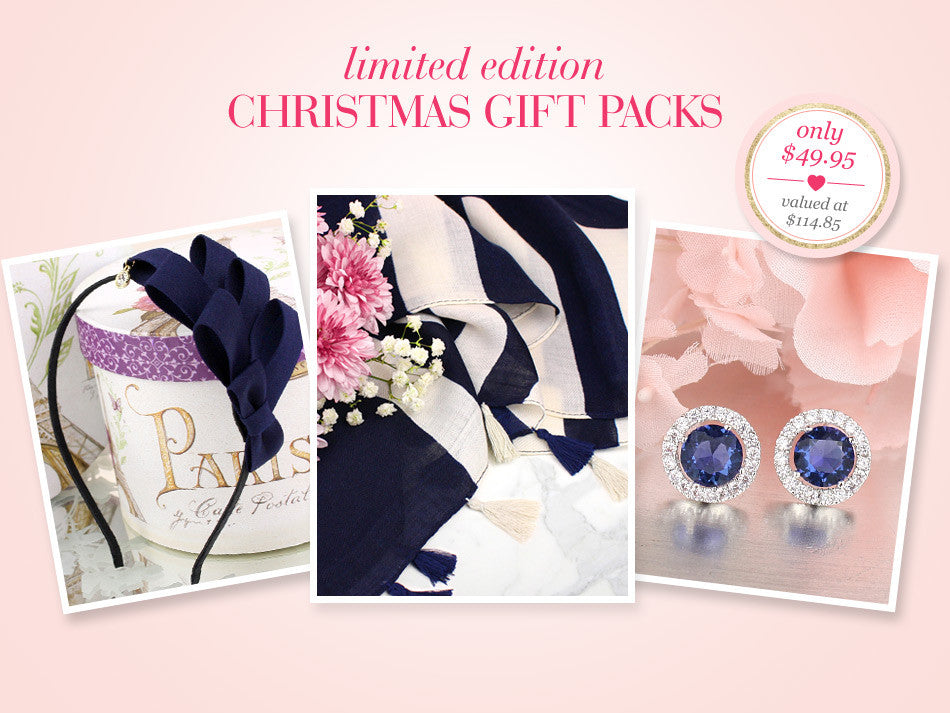 Christmas Gift Pack - Parisian Chic