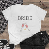 Brides Cotton T-shirt: For Women; 6 sizes by PonsART $24.95+ - PAMELA'S ART by PonsART - a Gift Shop and Marketplace