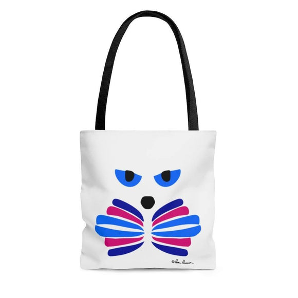 Cat-Art Tote Bag: Polyester; by PonsART $28.95+ - PAMELA'S ART by PonsART - a Gift Shop and Marketplace