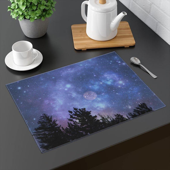 Galaxy-Inspired Placemat: 18