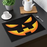 "Jack-o-Lantern Placemat: 18"" x 14""; by PonsART $24.95 - PAMELA'S ART by PonsART - a Gift Shop and Marketplace"