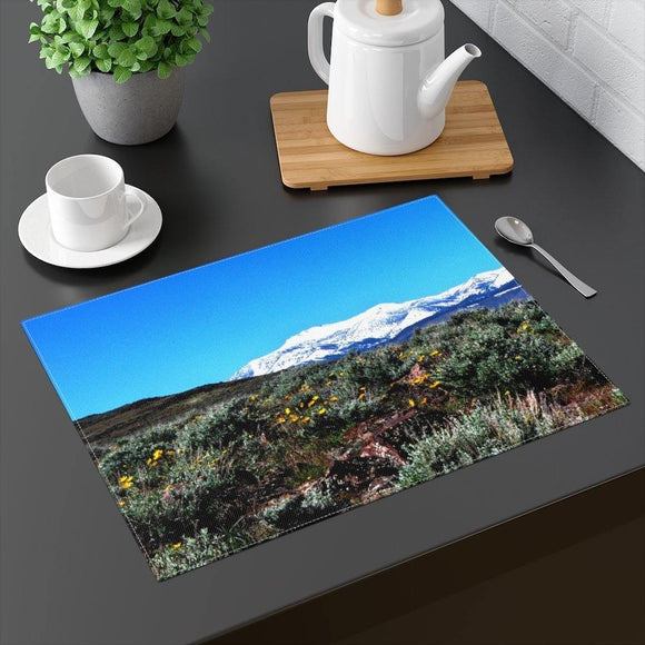 Nevada Mountain Placemat: 18
