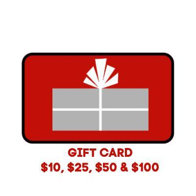 PonsART Gift Card: 4 denominations; $10.00+ - PAMELA'S ART by PonsART - a Gift Shop and Marketplace