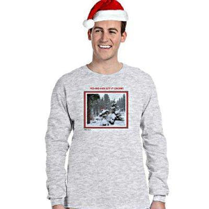 Unisex Holiday T-shirt: Long Sleeve; by PonsART $29.95+ - PAMELA'S ART by PonsART - a Gift Shop and Marketplace