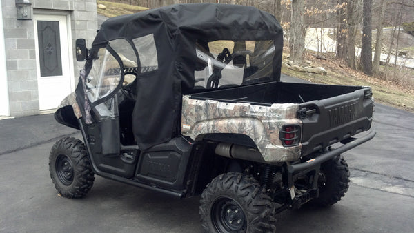 Yamaha Viking Utv Full Cab Enclosure - Side X Side Enclosures