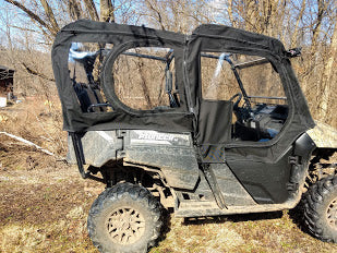 Honda Pioneer 700-4  Cab Enclosure Sides Only