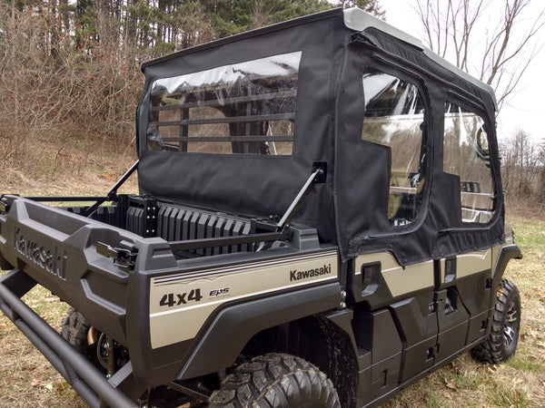Kawasaki Mule Pro Fxt Enclosure Side X Side Enclosures
