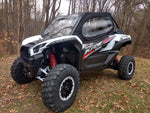 Kawasaki Teryx KRX 1000 Utv Full Cab Enclosure Sides and Rear Window