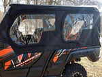Yamaha Wolverine X4 Crew Cab 4 Door Utv Cab Enclosure Sides (Sides only uses your existing Rear Window)