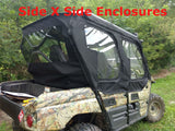 Kawasaki Teryx 4 Utv Full Cab Enclosure - Side X Side Enclosures
