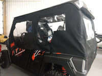 Yamaha Wolverine X4 Crew Cab 4 Door Utv Full Cab Enclosure - Side X Side Enclosures