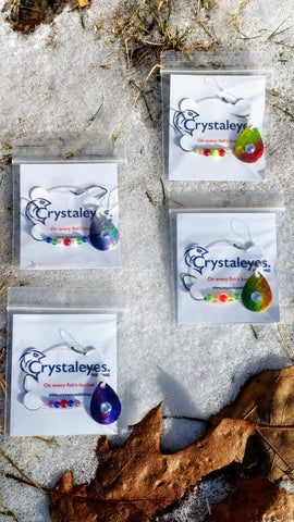 Crystaleyes Spinner Rigs