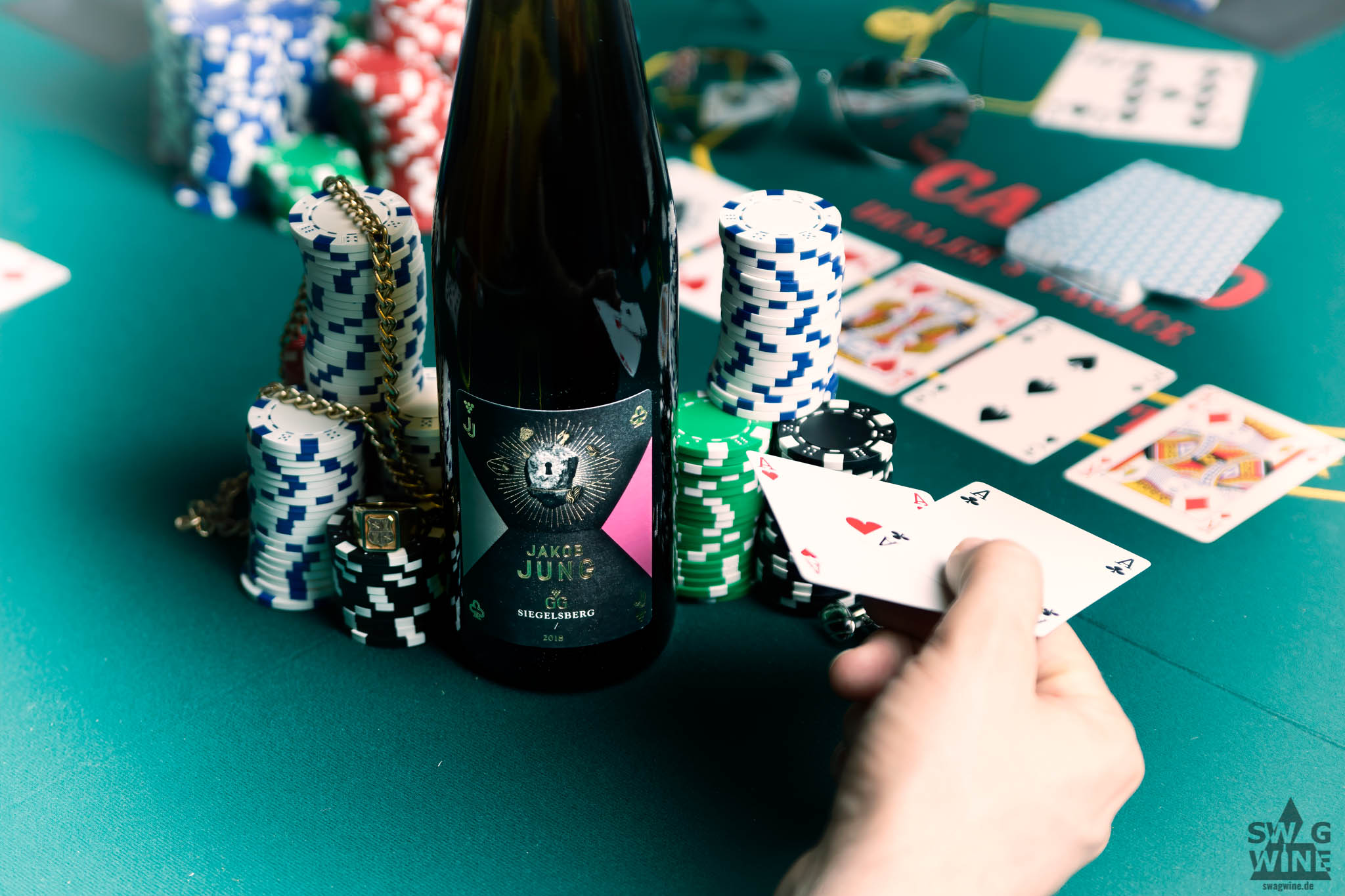 Jakob Jung Riesling GG Siegelsberg All in Poker
